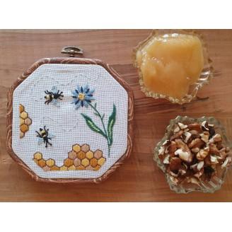 Бродерия Пчелен свят - # Бр-00007