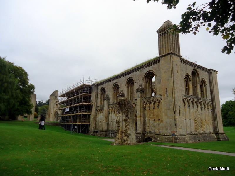 Абатството на Гластънбъри, Англия (Glostonbury Abbey)
