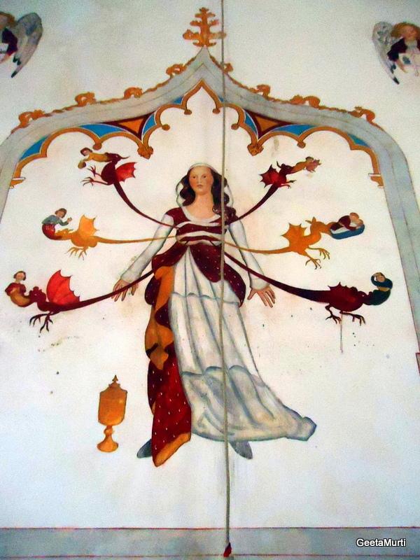 Абатството на Гластънбъри, Англия (Glastonbury Abbay)