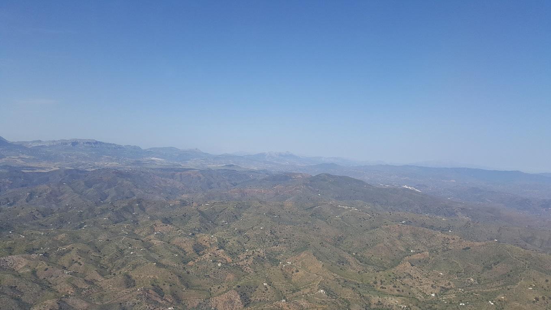 Пътешествие в Андалусия, Малага