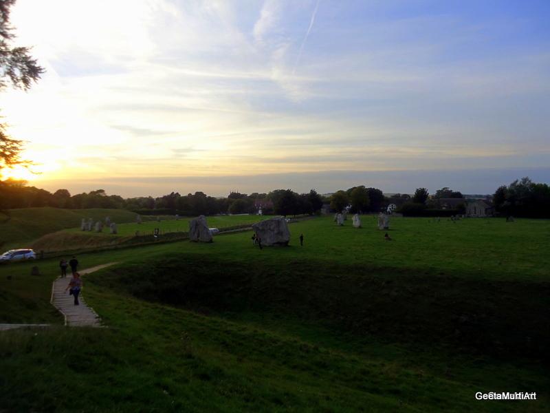 Ейвбъри, Англия (Avebury)