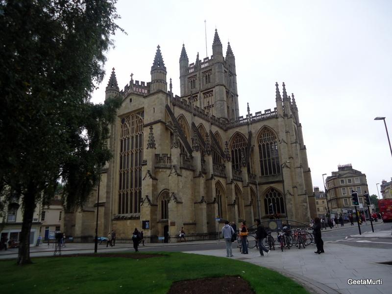Пътуване в Бат, Англия (Bath)