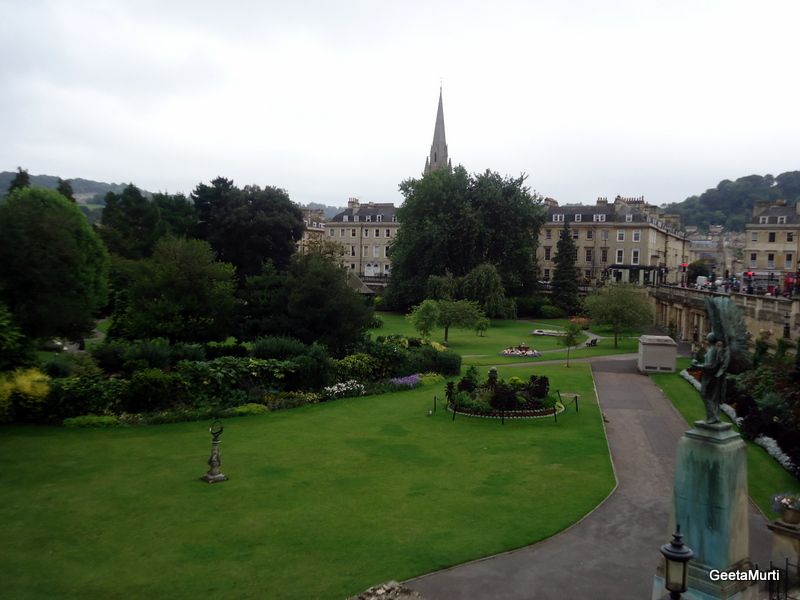 Бат, Англия (Bath)
