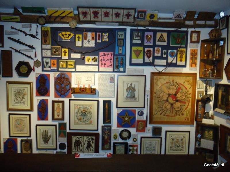 Пътуване в Англия, Боскасъл - Музей на вещиците, Boscastle, England