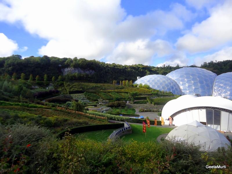 Пътуване в Англия, Еден - райската градина