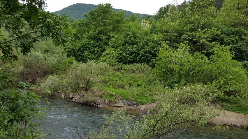 Велопоход Роман-Етрополе-Панагюрище-Пазарджик, Караш