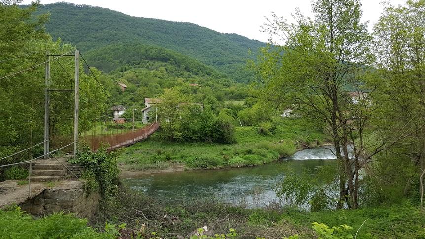Велопоход Роман-Етрополе-Панагюрище-Пазарджик, Средни рът