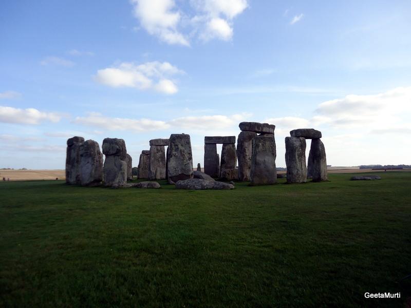 Стоунхендж, Англия (Stonehenge)